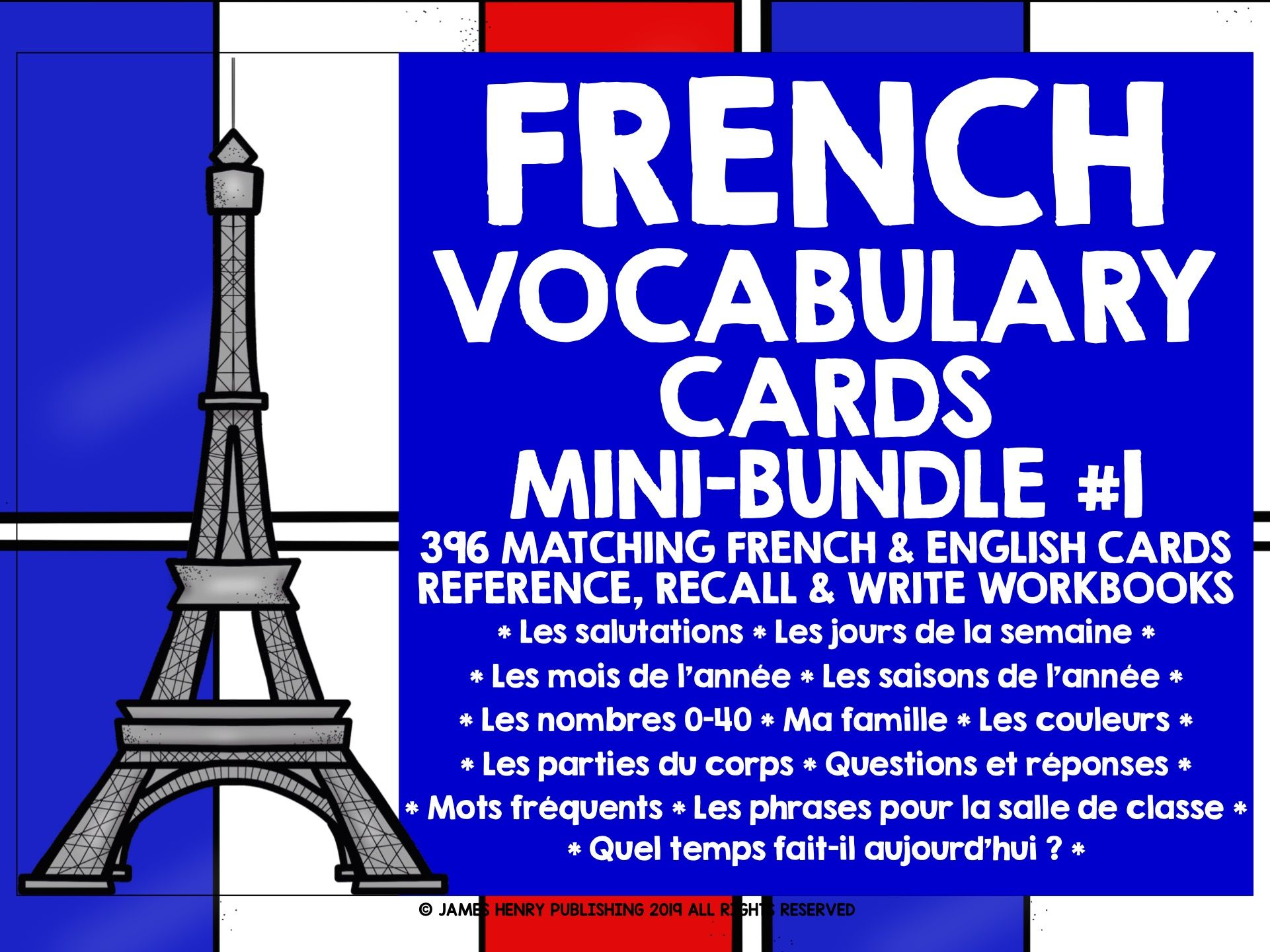 Primary French Resources Weather