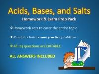 Physical Science Acids Bases And Salts Worksheet - Kidz ...