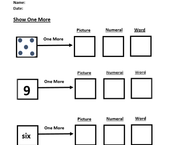 Primary place value resources