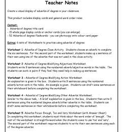 Voyages In English Adverbs Of Manner Worksheet   Printable Worksheets and  Activities for Teachers [ 2363 x 1654 Pixel ]