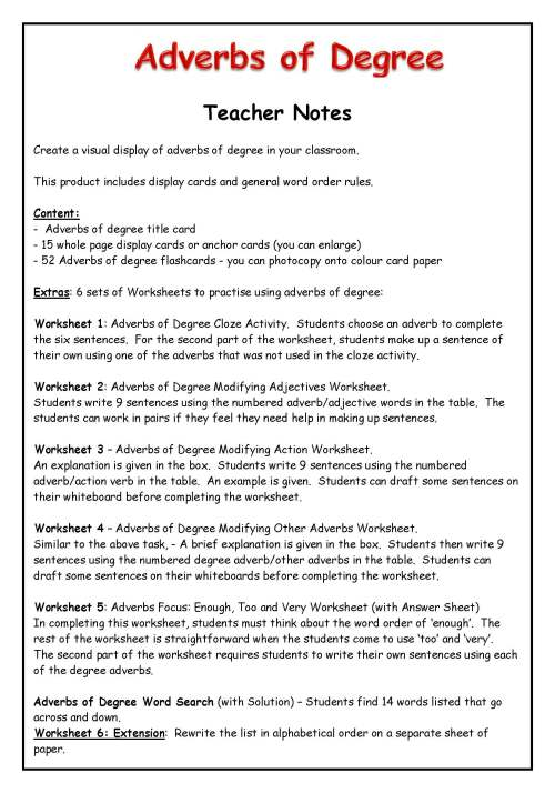 small resolution of Voyages In English Adverbs Of Manner Worksheet   Printable Worksheets and  Activities for Teachers