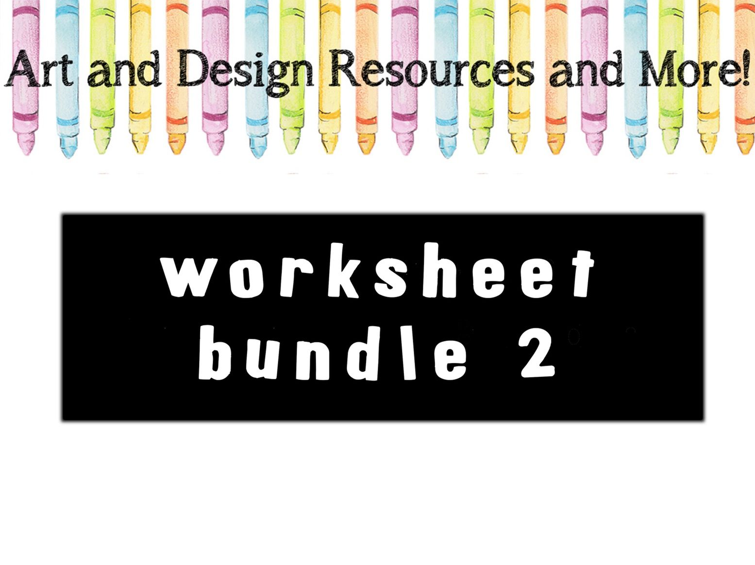 Art And Design Resources