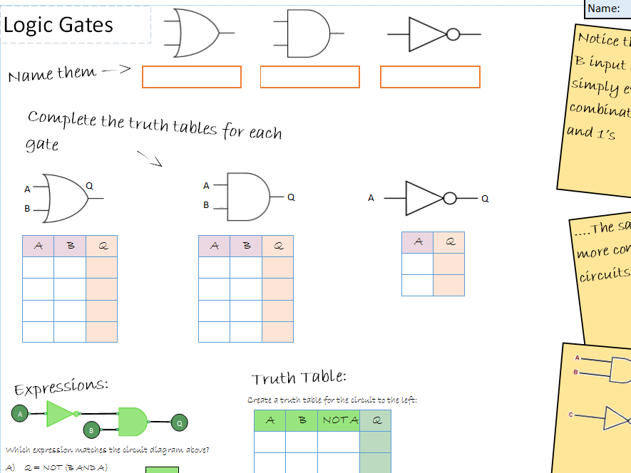 diagram of xor gate