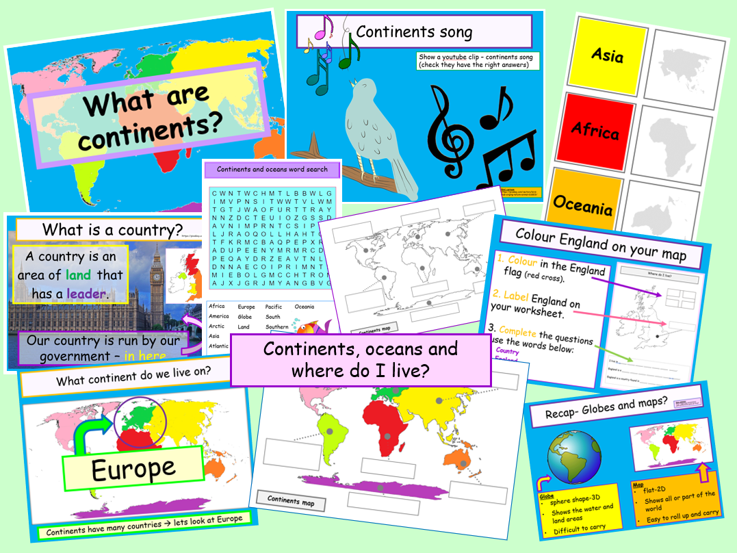 Preschool Teaching Resources Literacy And Numeracy