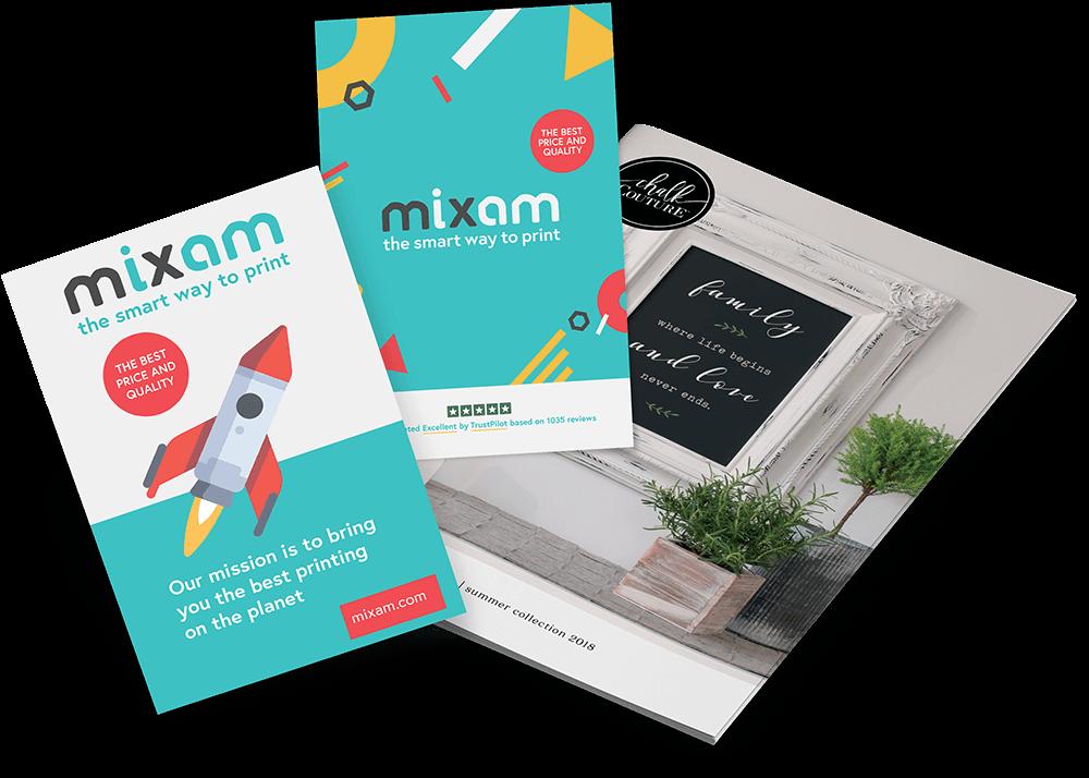 free printed samples paper