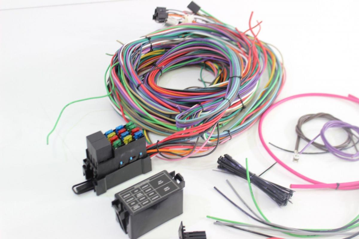 hight resolution of eazy wiring 12 circuit harness kit mini fuse box eazy wiring 12 circuit harness kit mini