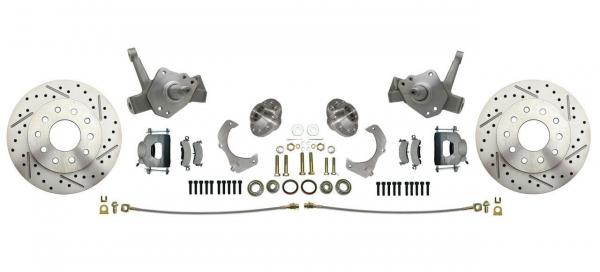FORD MUSTANG 1974-78 FRONT DISC BRAKE CONVERSION KIT