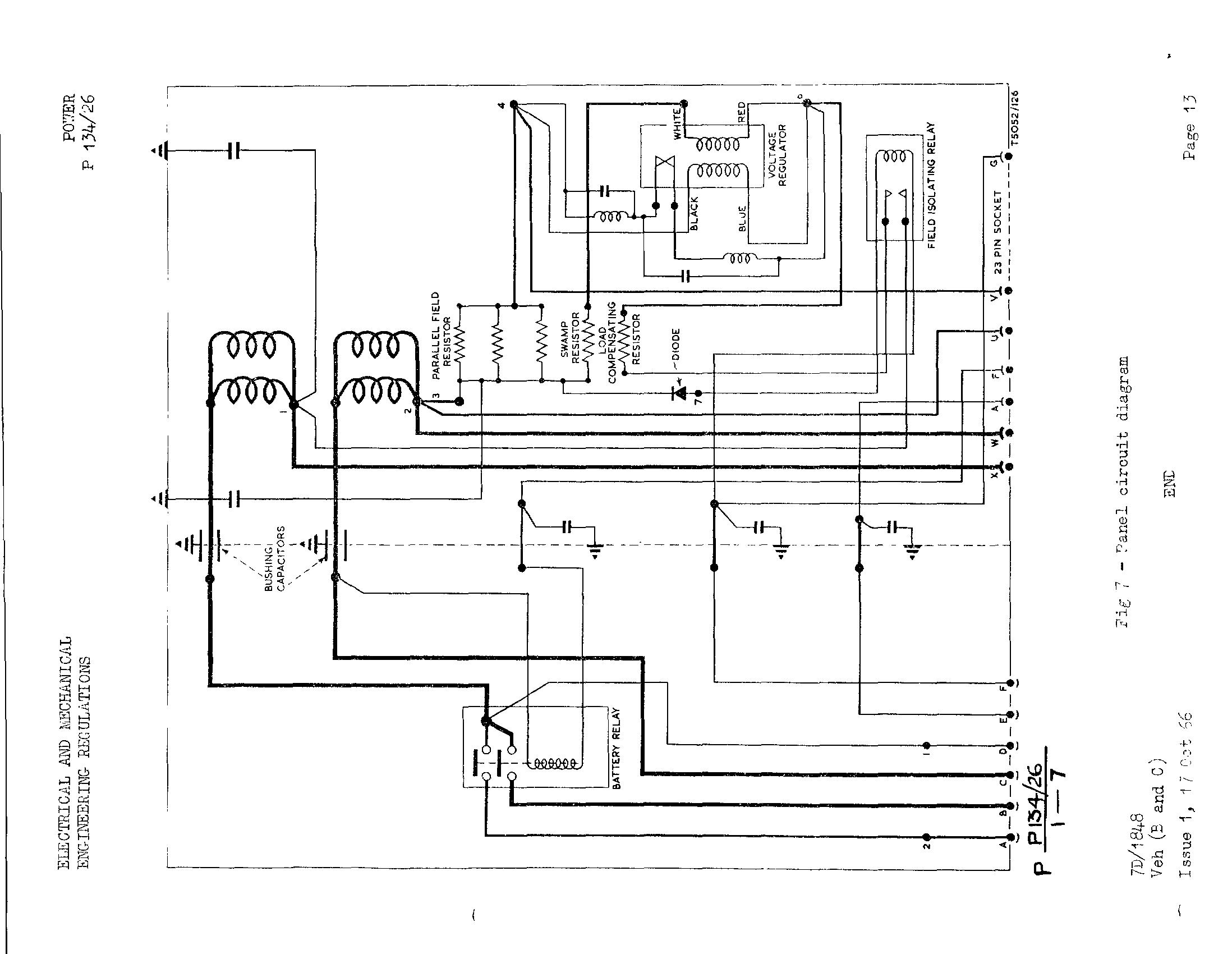 10000 Inverter Wiring Diagram Land Rovers Military Specifics