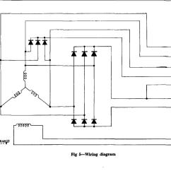 Tracing Panel Wiring Diagram Of An Alternator 12v Cigarette Plug Land Rovers Military Specifics