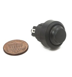 control box push button switch penny shown for scale  [ 1600 x 1600 Pixel ]
