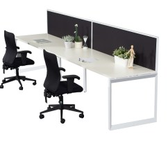Office Chair On Rent Patio Chairs Home Depot Furniture In Delhi Gurgaon Pune Mumbai And Bangalore Tivoli Linear Workstation 2 Seater