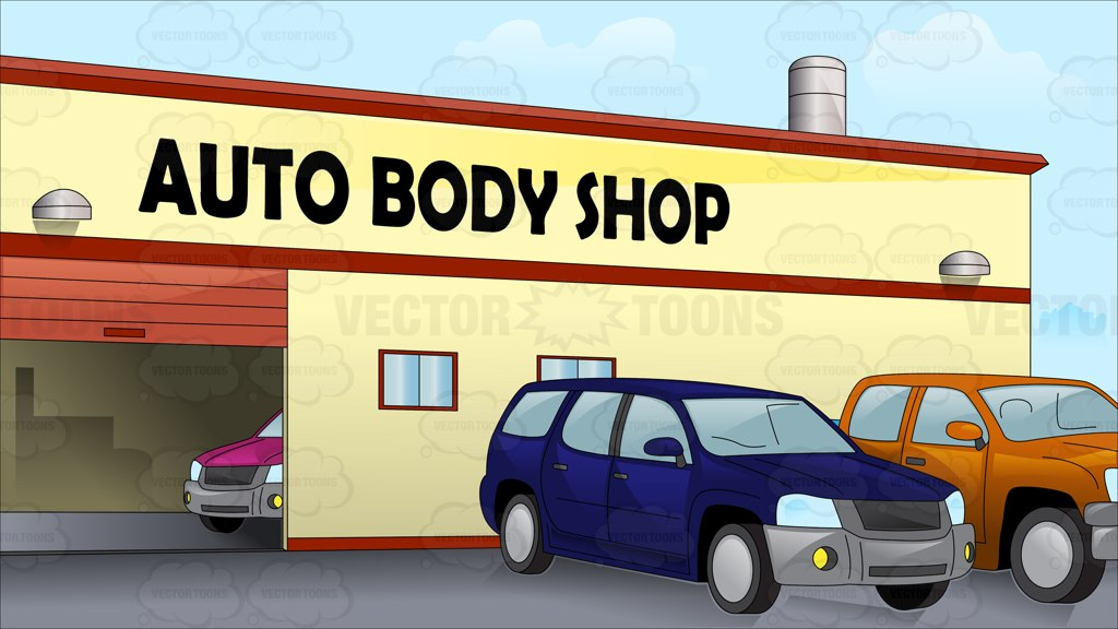 Auto Body Shop Products
