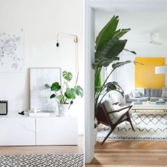 Clean Living Room Built In Plans De Stress Your Home Our Easy Guide To By Design Smart Storage