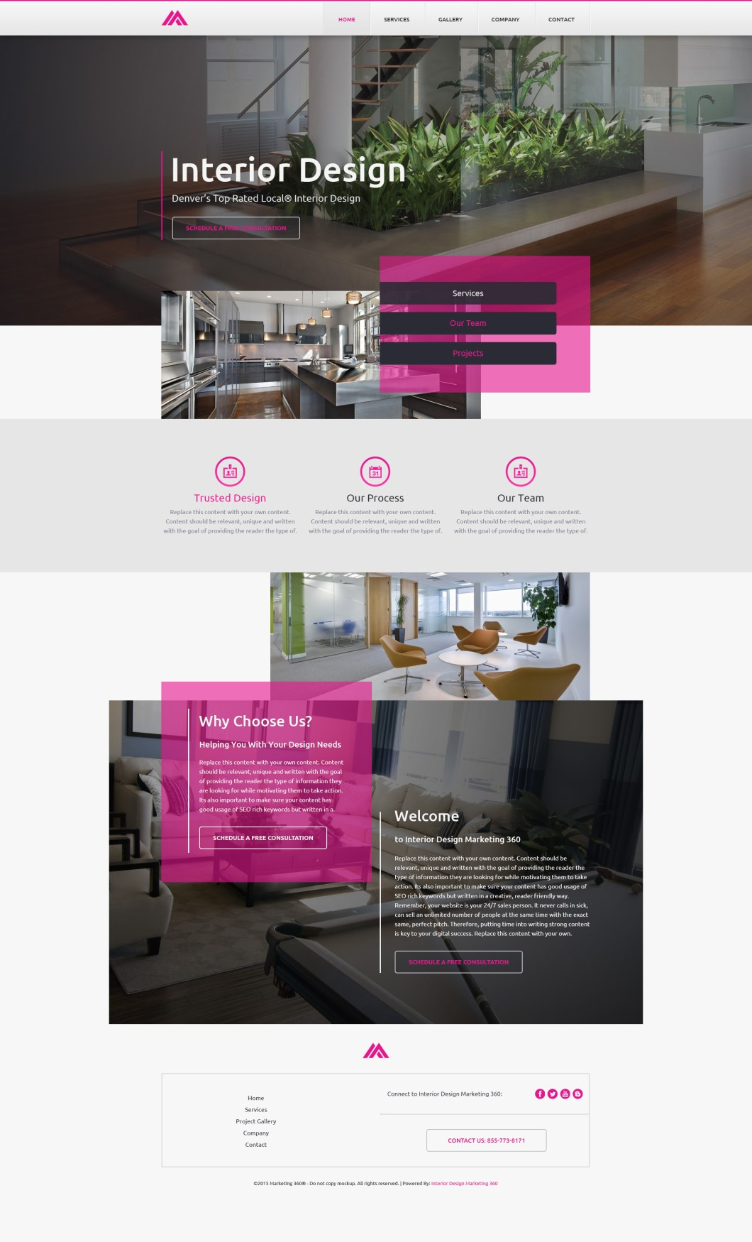 Interior Design It Yourself Website