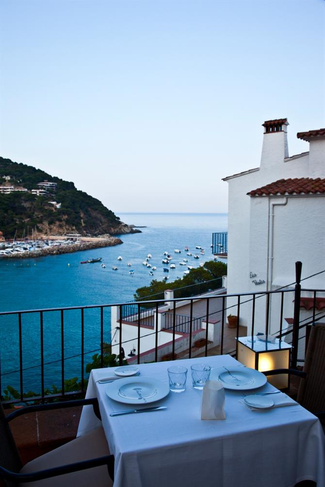 Dine fine in Costa Bravas MichelinStarred Restaurants