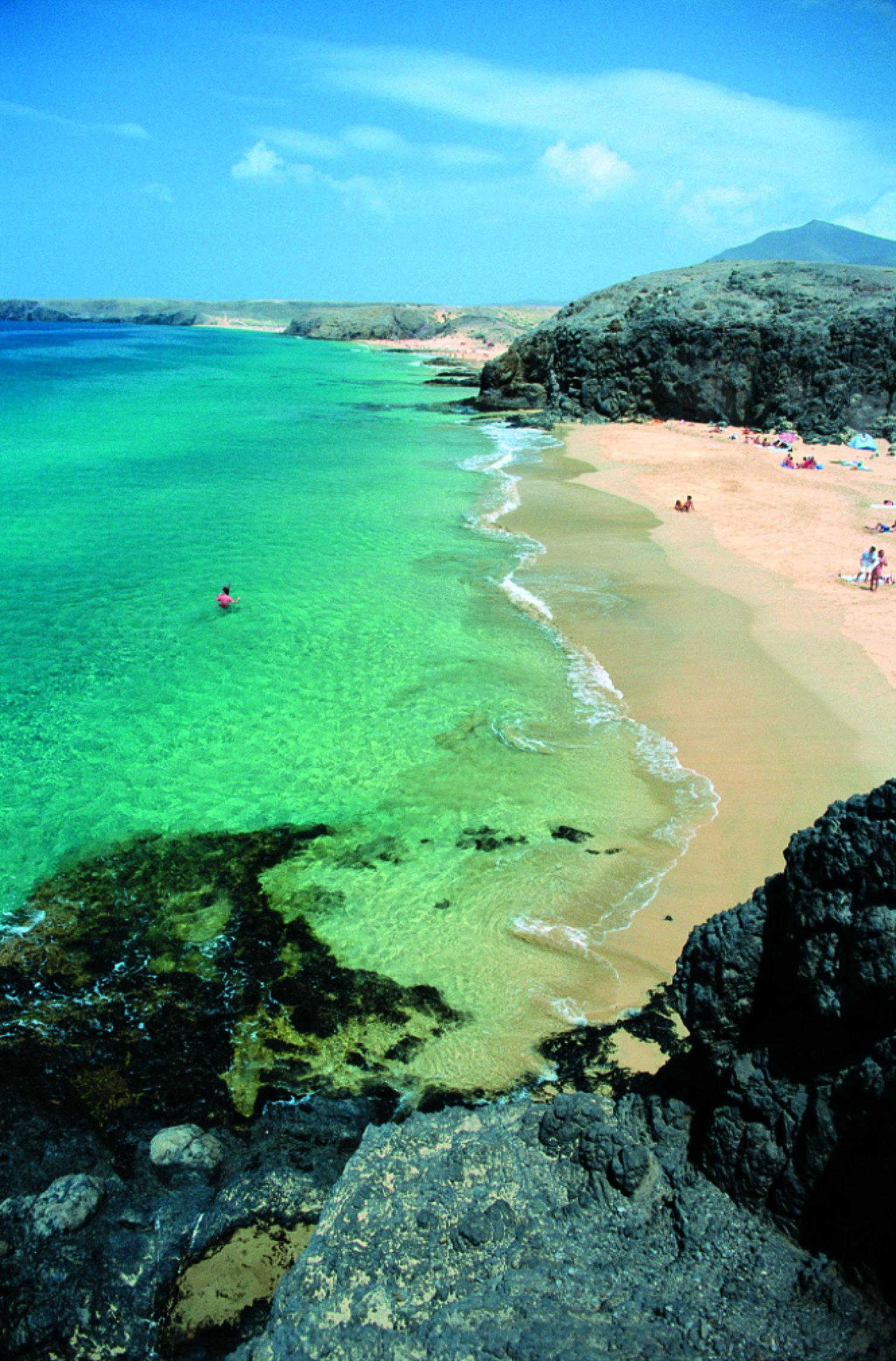 The Best Beaches In Lanzarote