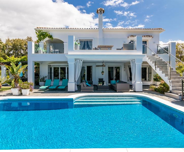 Holiday villa for rent in Marbella  Marbella vacation villa  23591