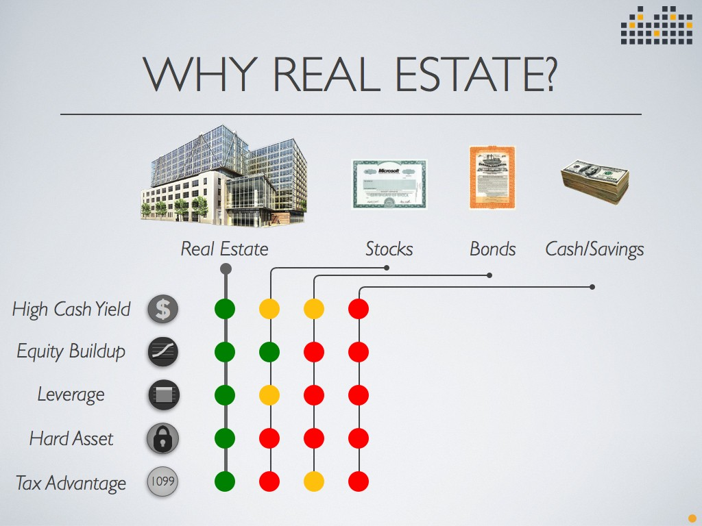 7 Reasons Investing in Real Estate is Better Than Stocks