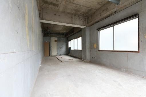 自由度が高いRC造(鉄筋コンクリート)の画像