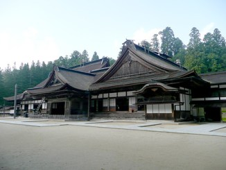 金剛峯寺 こんごうぶじ:和歌山県 高野山 世界遺産