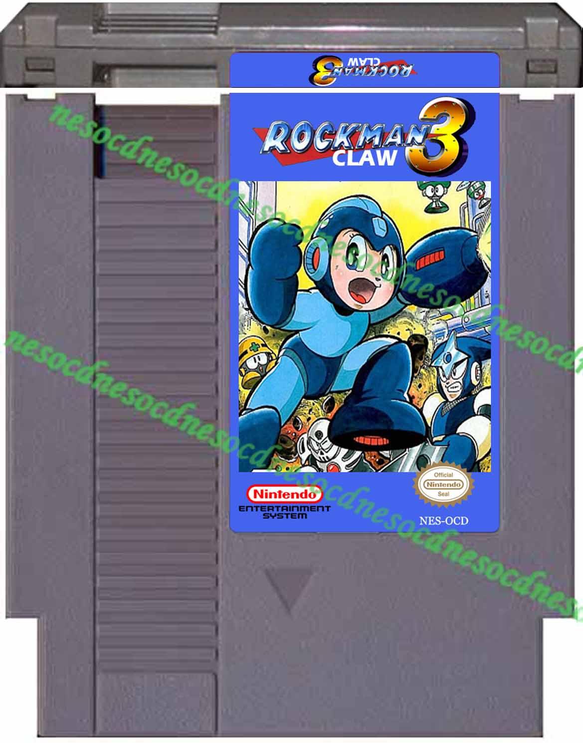 Rockman 3 Claw