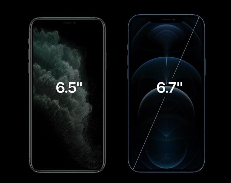 apple a annonce l iphone 12 pro max le