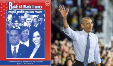 Children's book on Black political heroes inspires youth to carry thetorch