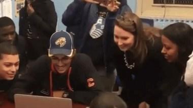 Teen whose acceptance to Cornell went viraldies