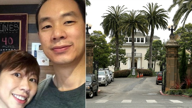 Asian couple buys entire street originally built to keep out 'Orientals' news Asian Couple