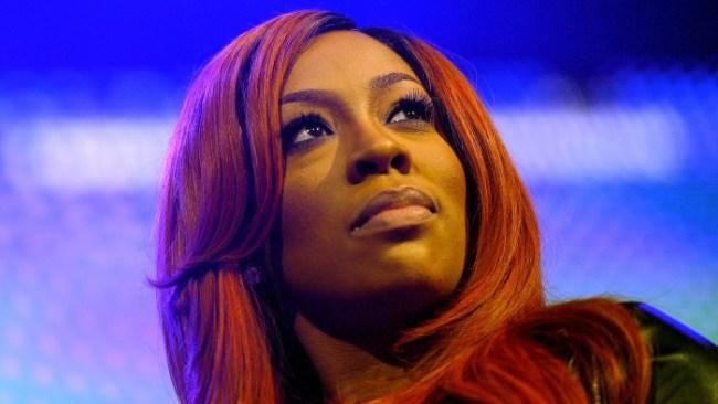 K. Michelle: Negative comments only come from Black women entertainment k michelle