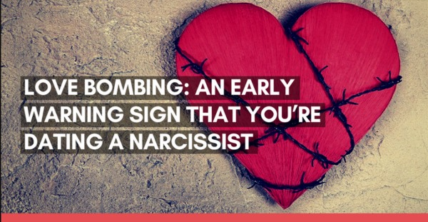 Beware of the new dating trend 'Love Bombing'