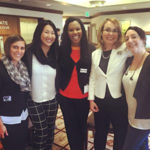 Meet the black woman leading the charge to prevent gun violence nationwide news Amber and Gabby Gifford 300x300