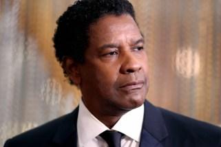 Denzel Washington to star in Broadway's 'The IcemanCometh'