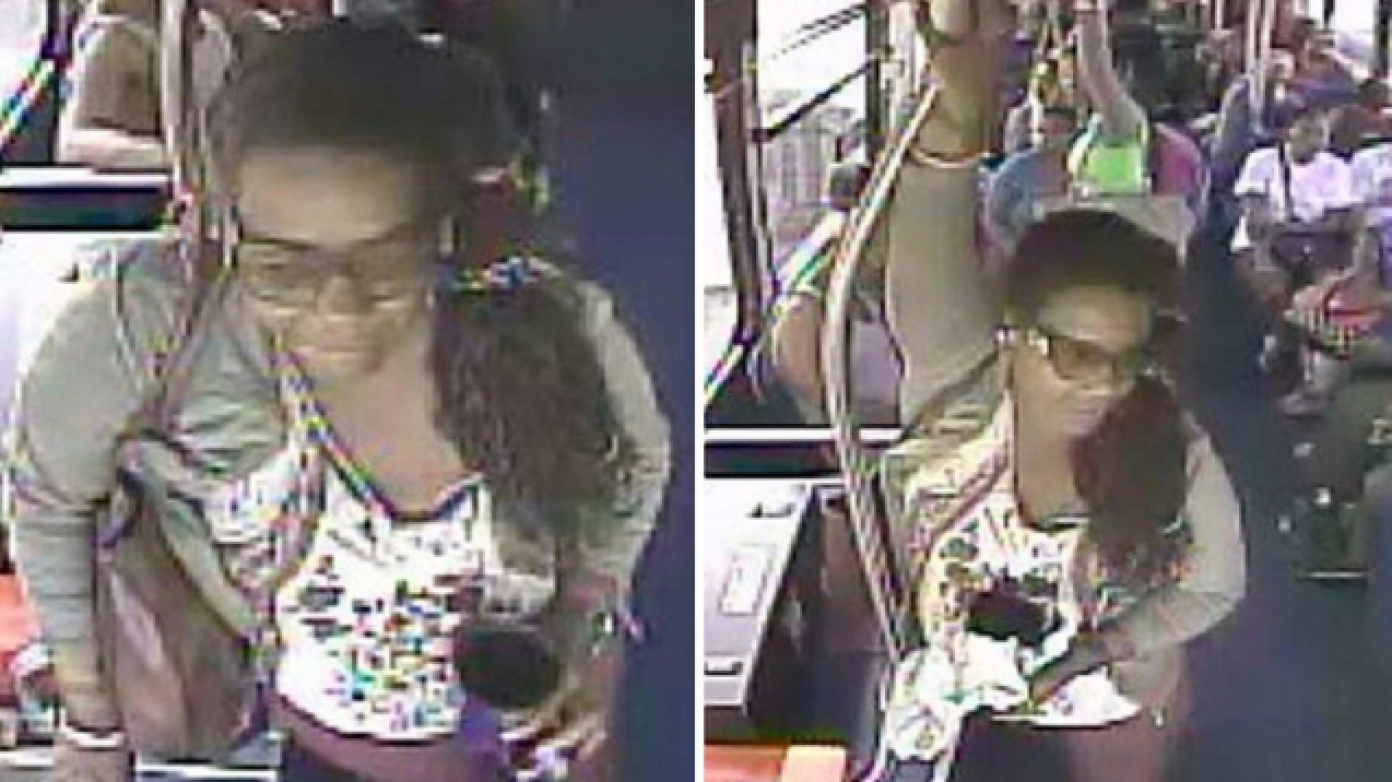 DC woman throws a cup of her own urine on bus driver