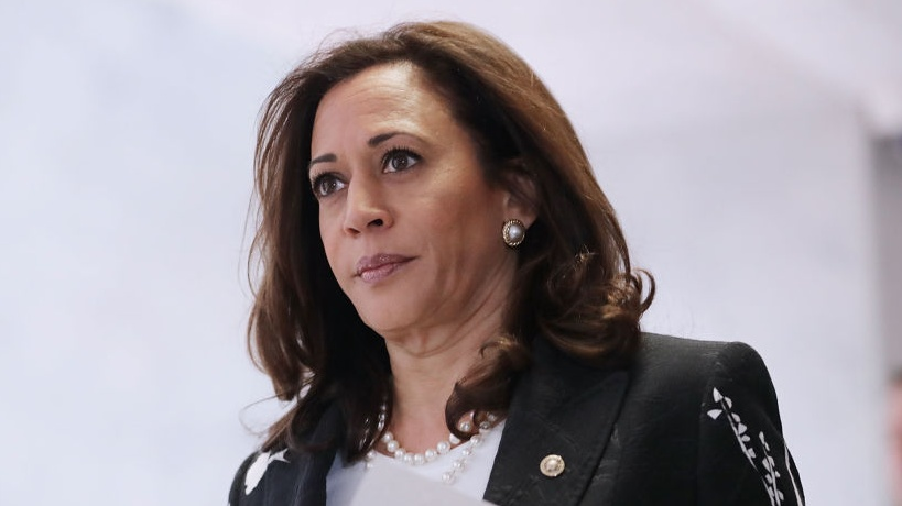 Senator Kamala Harris Officially Hops on the Single-Payer Train