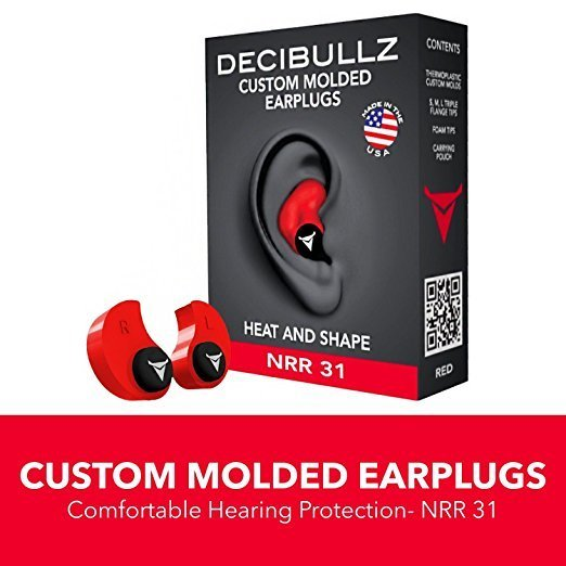 Comfortable Hearing Protection