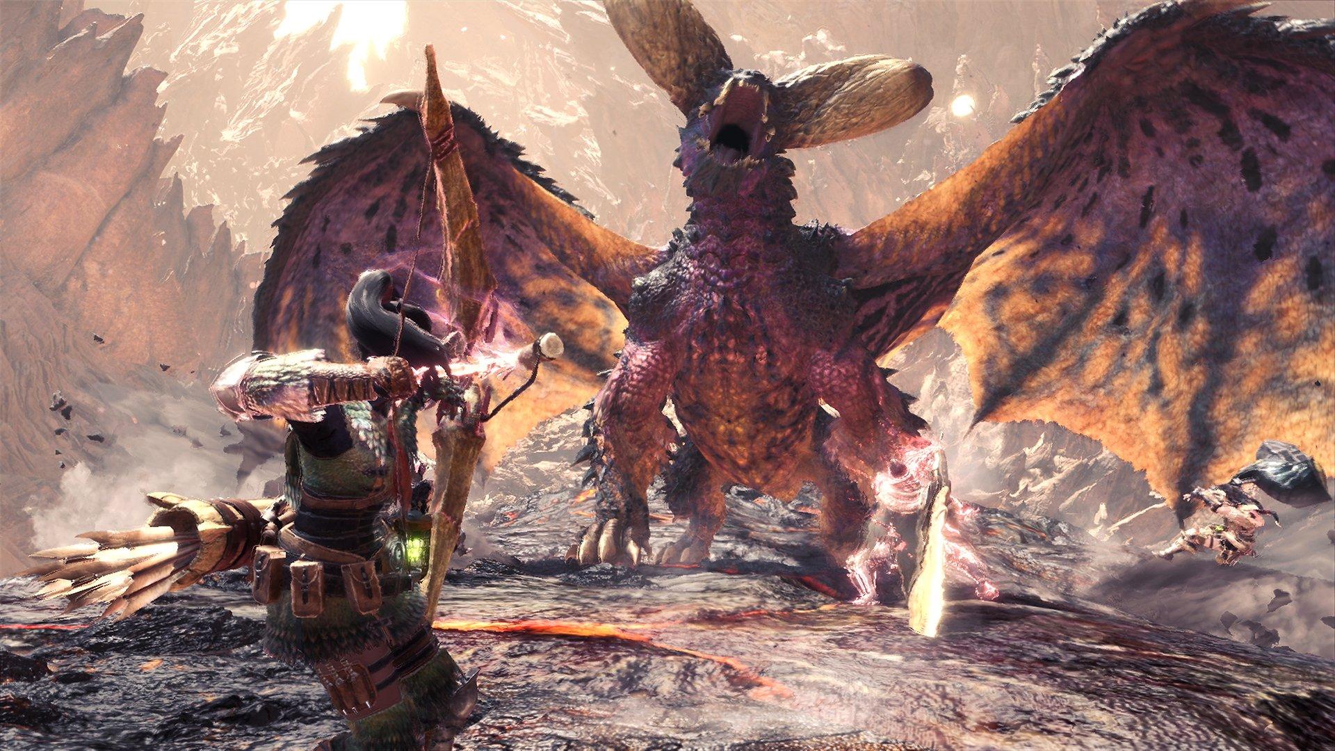 How to defeat Nergigante in Monster Hunter World | AllGamers