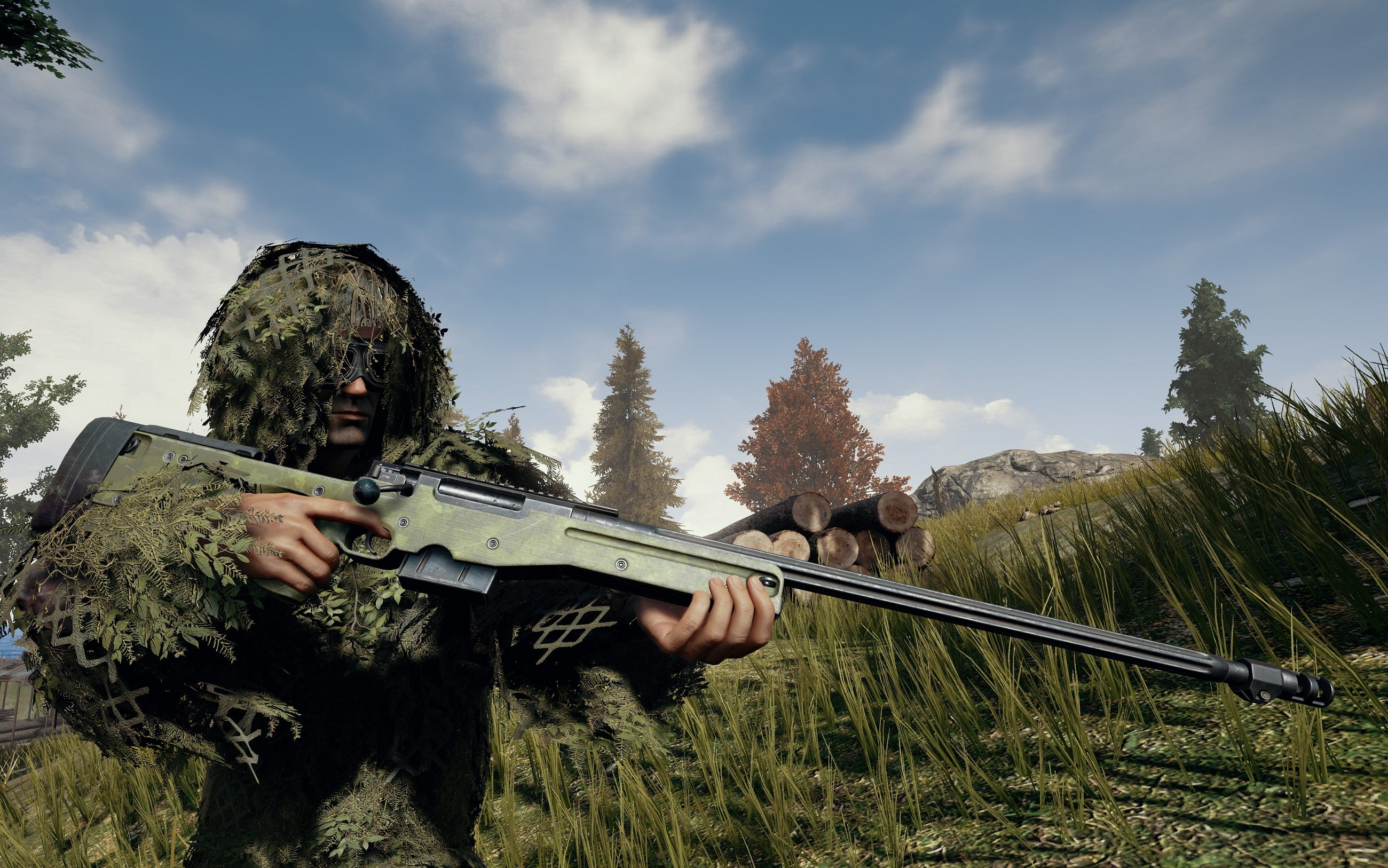 PUBG adds new Ghillie Crossing mode  AllGamers