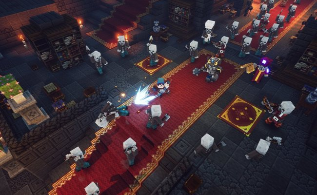 How Minecraft Dungeons Expands An Already Unlimited World