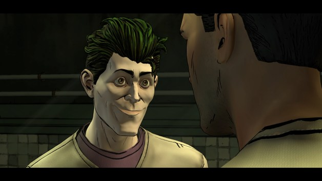 Image result for batman season one john doe