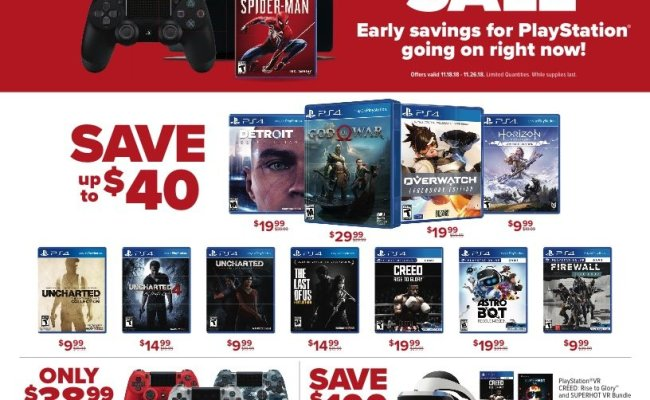 The Gamestop Black Friday 2018 Ad Is Live Allgamers