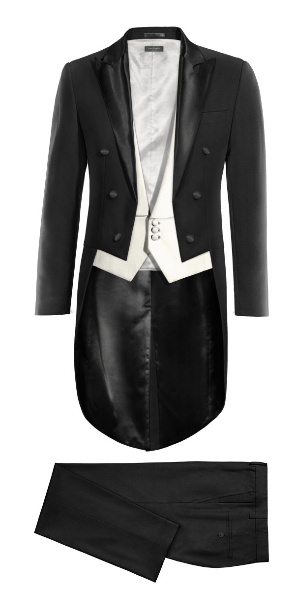 tailcoat suits for men