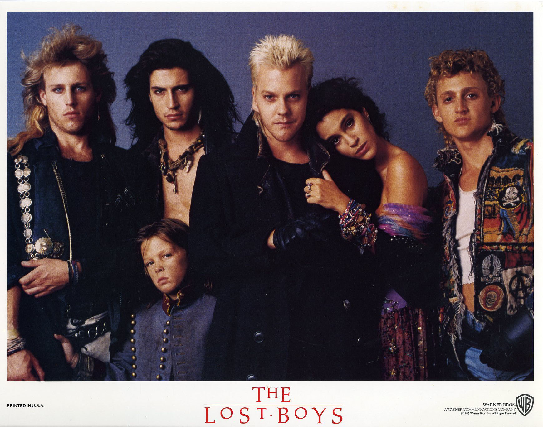 Great Character David The Lost Boys  Go Into The Story