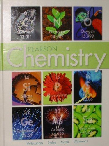 CHEMISTRY 2012 STUDENT EDITION (HARD COVER) GRADE 11. Author: PRENTICE HALL - StudyBlue