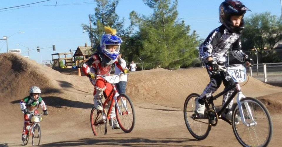Chandler BMX Race Track  East Valley Guide
