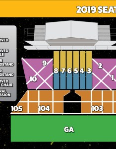 Seating map also vip experience we fest rh wefest