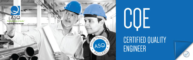 Certified Quality Engineer Review Course InHouse