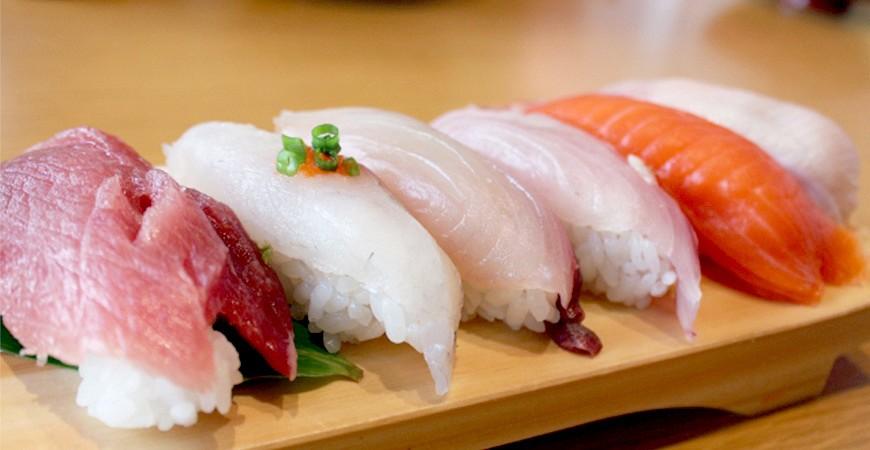 日本人都怎麼吃壽司?單點壽司店點餐順序及常見口味日語教學 | 樂吃購!日本