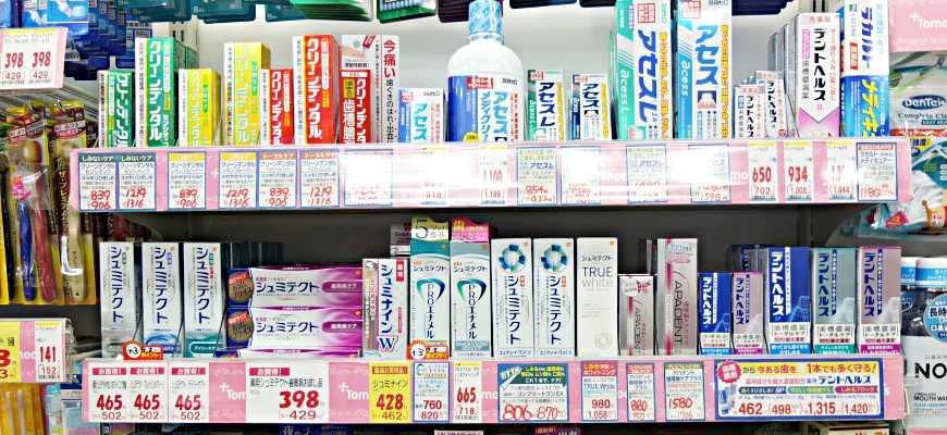 牙膏牙刷學問大!日本必買的口腔清潔用品與推薦品牌 | 樂吃購!日本
