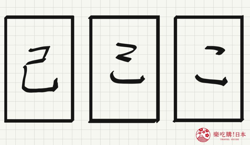 日語平假名五十音怎麼背最快?從漢字記超簡單【最新完整版】   樂吃購!日本